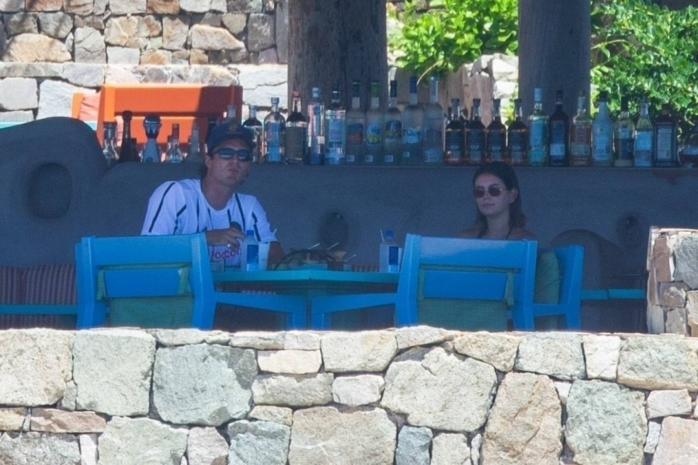 Kaia Gerber 2020 : Kaia Gerber and Jacob Elordi – Pictured while on vacation in Cabo San Lucas-06
