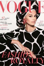 Kaia Gerber - British Vogue Magazine