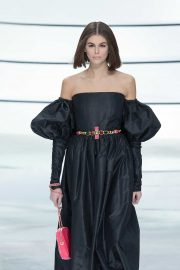 Kaia Gerber - Chanel Ready to Wear Runway Show in Paris