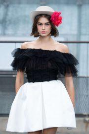 Kaia Gerber - Chanel Womenswear SS 2020 Runway Show at Paris Fashion Week
