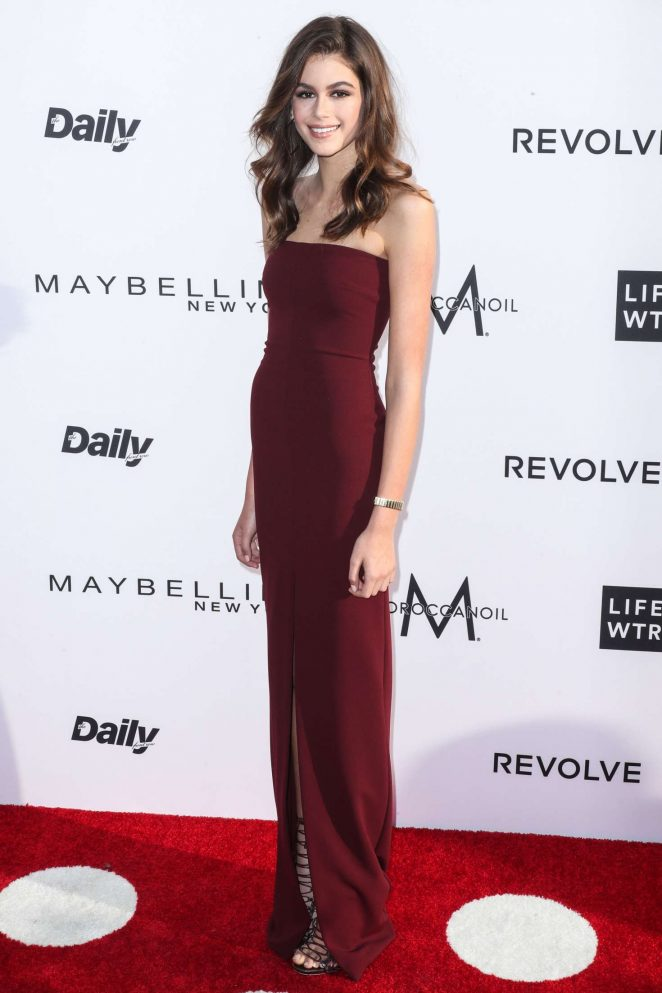 Kaia Gerber - Daily Front Row's 3rd Annual Fashion LA Awards in West Hollywood
