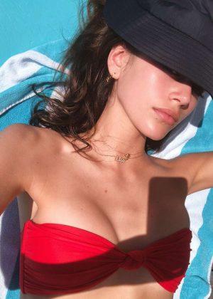 Kaia Gerber in Bikini - Personal Pics