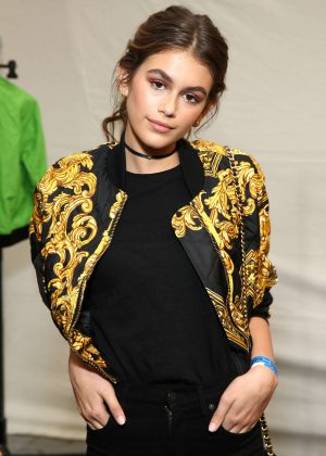 Kaia Gerber - Made LA: Moschino Show 2016 in Los Angeles