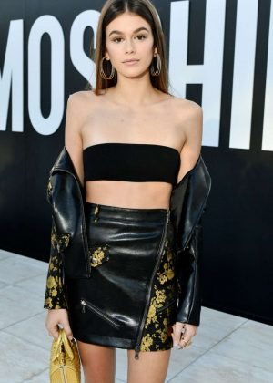 Kaia Gerber - MOSCHINO SS 2018 Resort Collection in LA