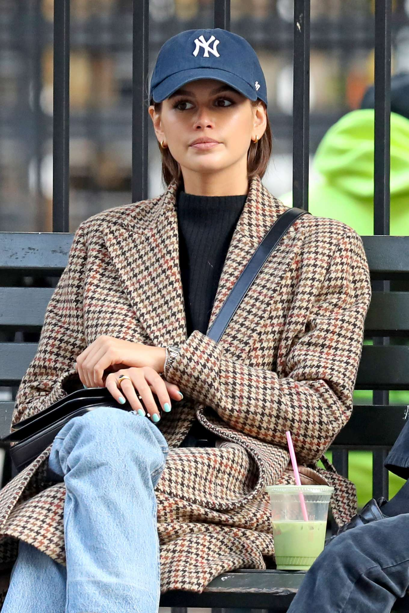 Kaia Gerber - Out and about in NYC
