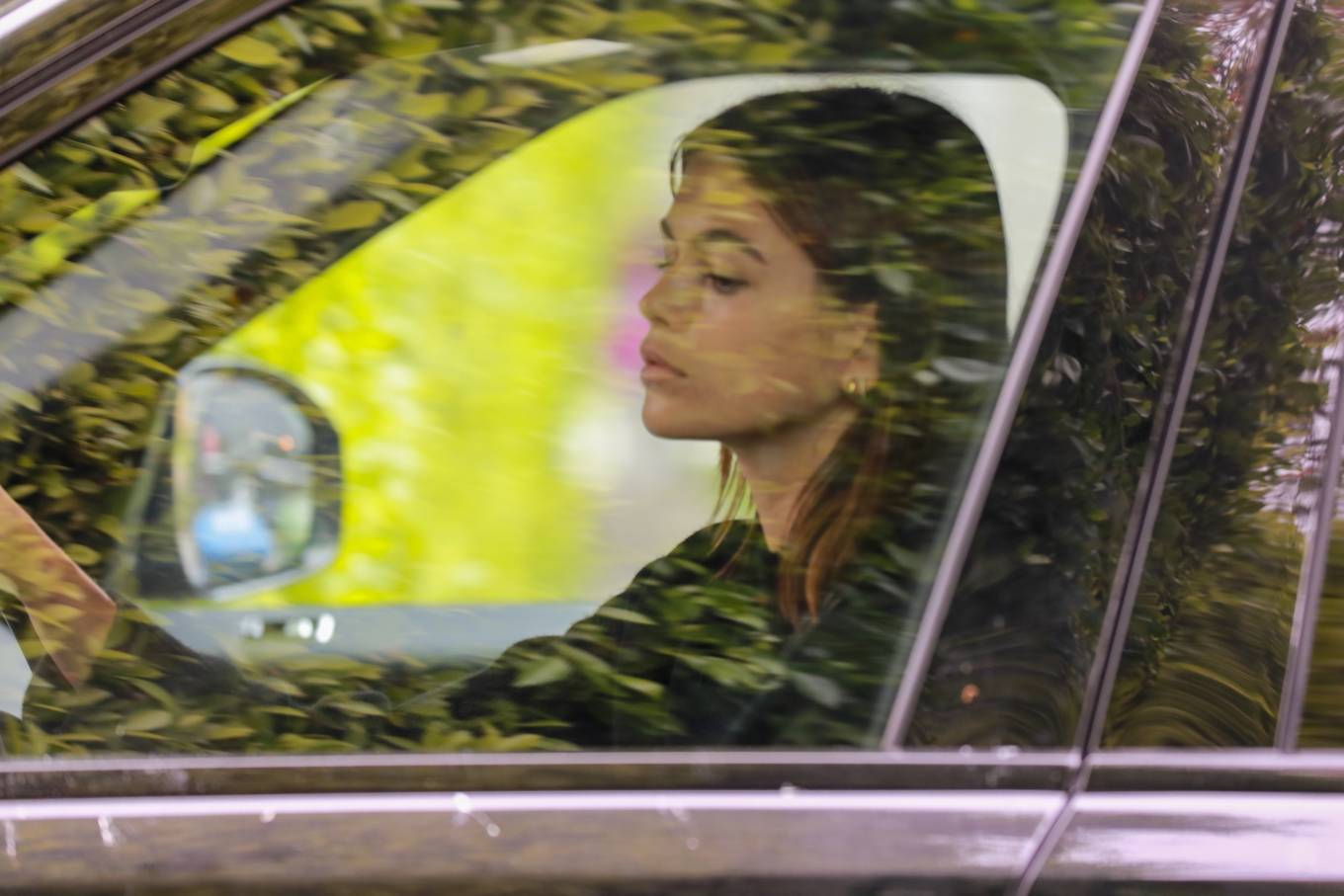 Kaia Gerber - Out for a morning pilates in West Hollywood