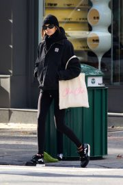 Kaia Gerber - Out in NYC