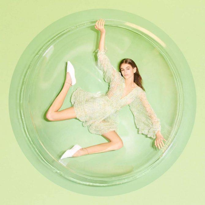 Kaia Gerber: Social Media Pics -02