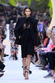 Kaia Gerber - Valentino Womenswear SS 2020 Runway Show at Paris Fashion Week