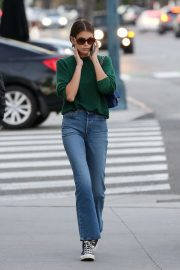 Kaia Gerber - Visits Alfred's coffee in Beverly Hills
