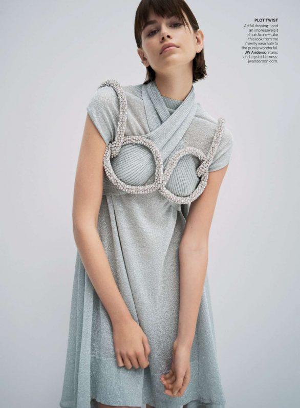Kaia Gerber - Vogue US Magazine (February 2020)
