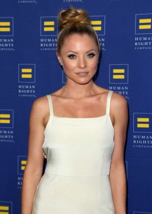 Kaitlin Doubleday - Human Rights Campaign 2016 Gala Dinner in Los Angeles