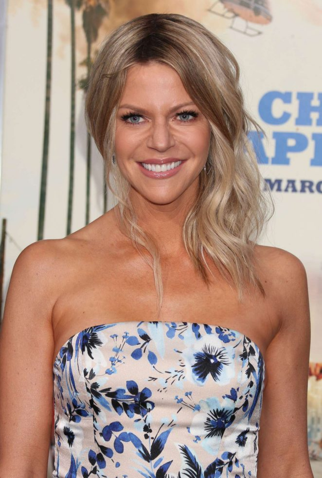Kaitlin Olson - 'CHiPS' Premiere in Hollywood