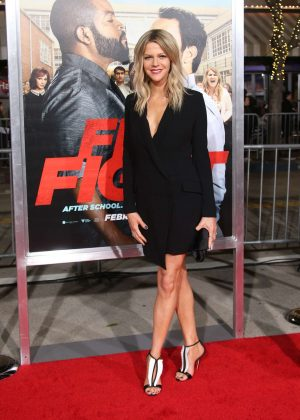 Kaitlin Olson - 'Fist Fight' Premiere in Los Angeles