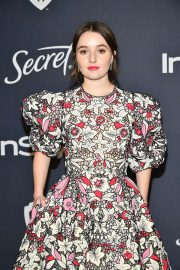Kaitlyn Dever - 2020 InStyle and Warner Bros Golden Globes Party in Beverly Hills
