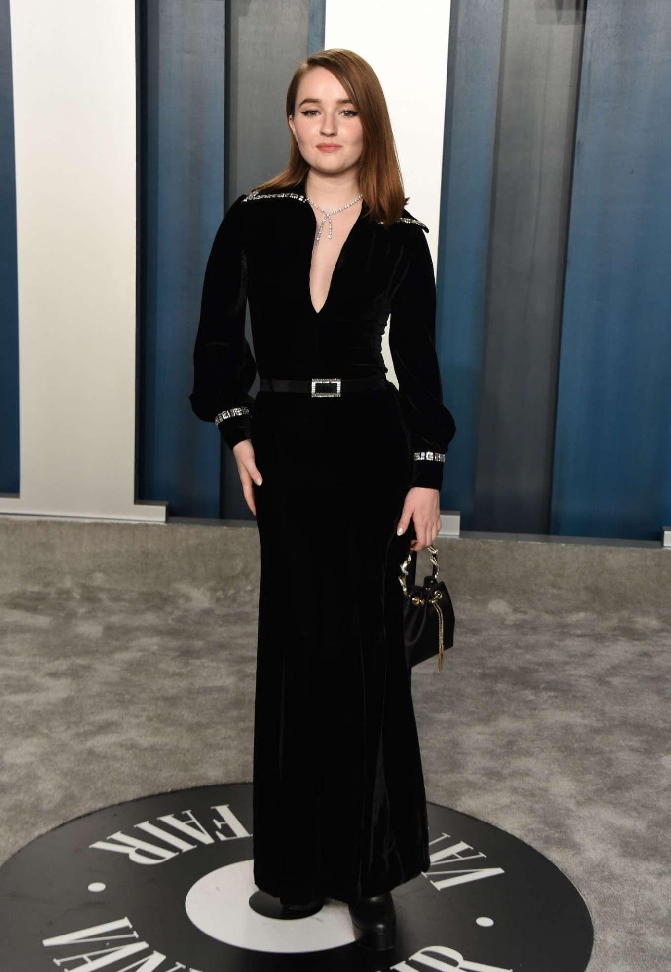 Kaitlyn Dever 2020 : Kaitlyn Dever – 2020 Vanity Fair Oscar Party in Beverly Hills-05