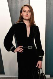 Kaitlyn Dever - 2020 Vanity Fair Oscar Party in Beverly Hills