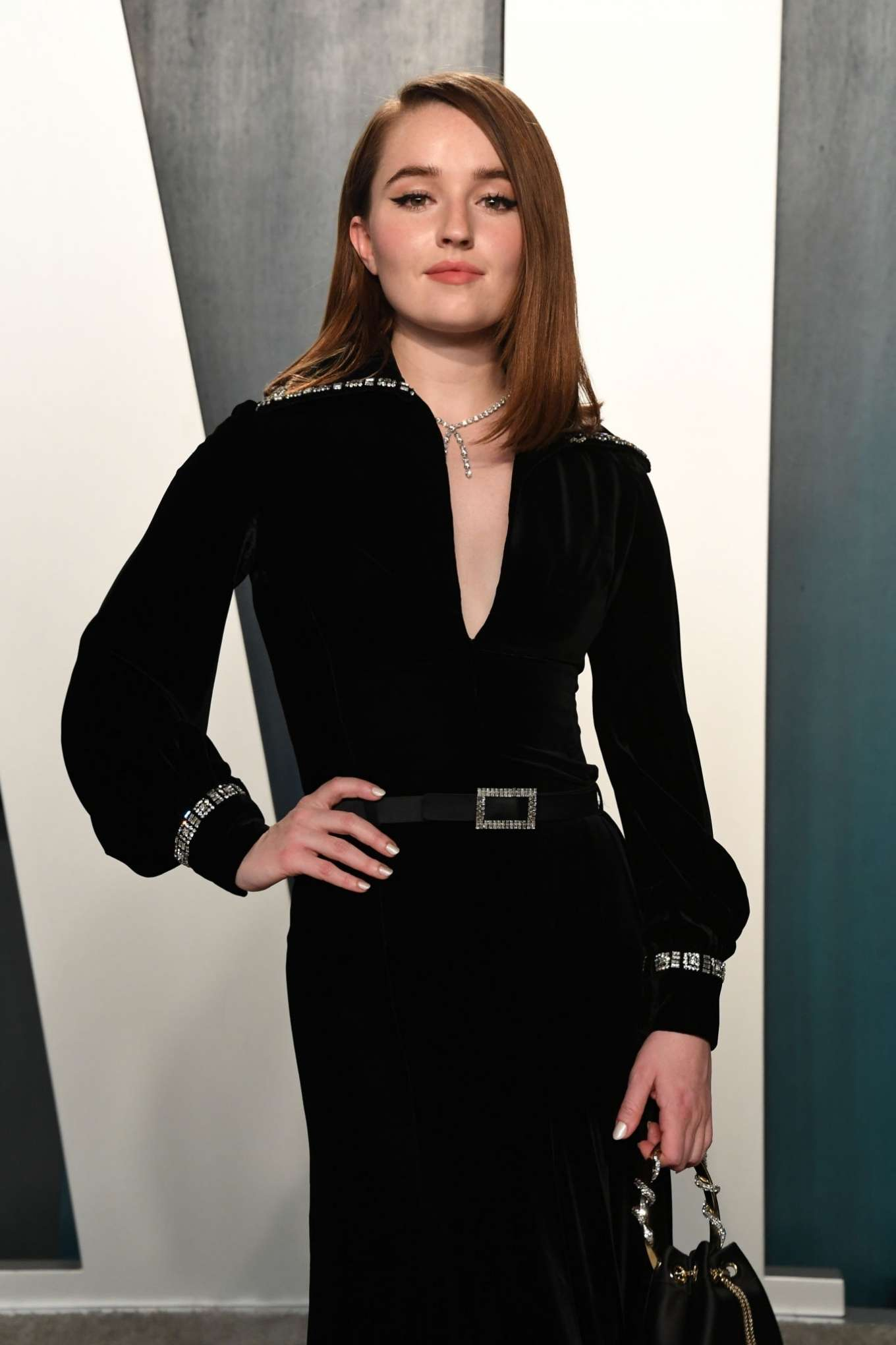 Kaitlyn Dever 2020 : Kaitlyn Dever – 2020 Vanity Fair Oscar Party in Beverly Hills-07