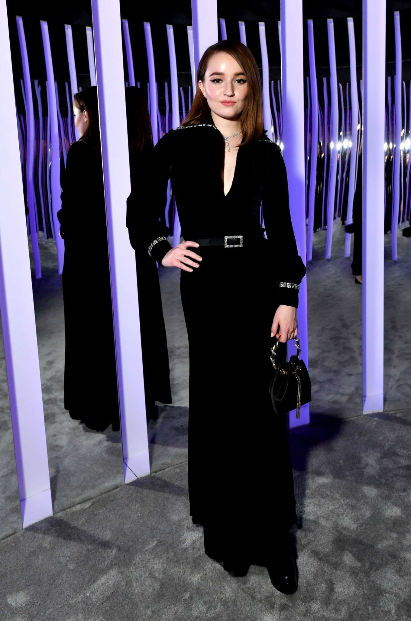 Kaitlyn Dever 2020 : Kaitlyn Dever – 2020 Vanity Fair Oscar Party in Beverly Hills-11