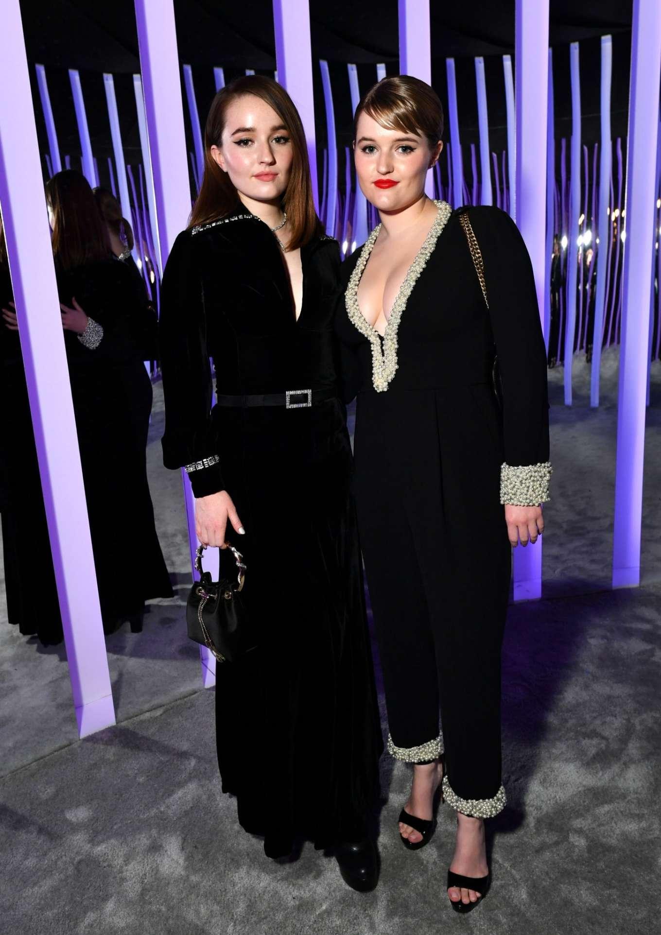 Kaitlyn Dever 2020 : Kaitlyn Dever – 2020 Vanity Fair Oscar Party in Beverly Hills-13