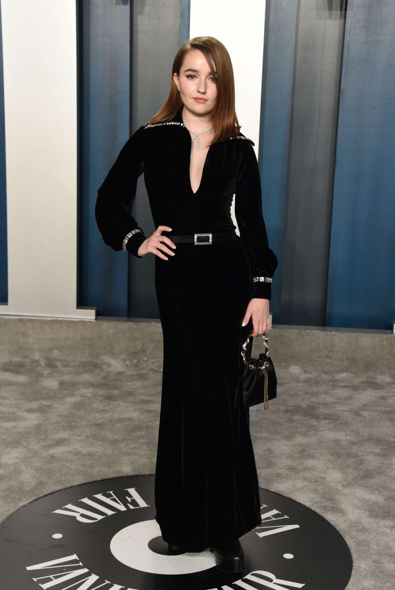 Kaitlyn Dever 2020 : Kaitlyn Dever – 2020 Vanity Fair Oscar Party in Beverly Hills-14