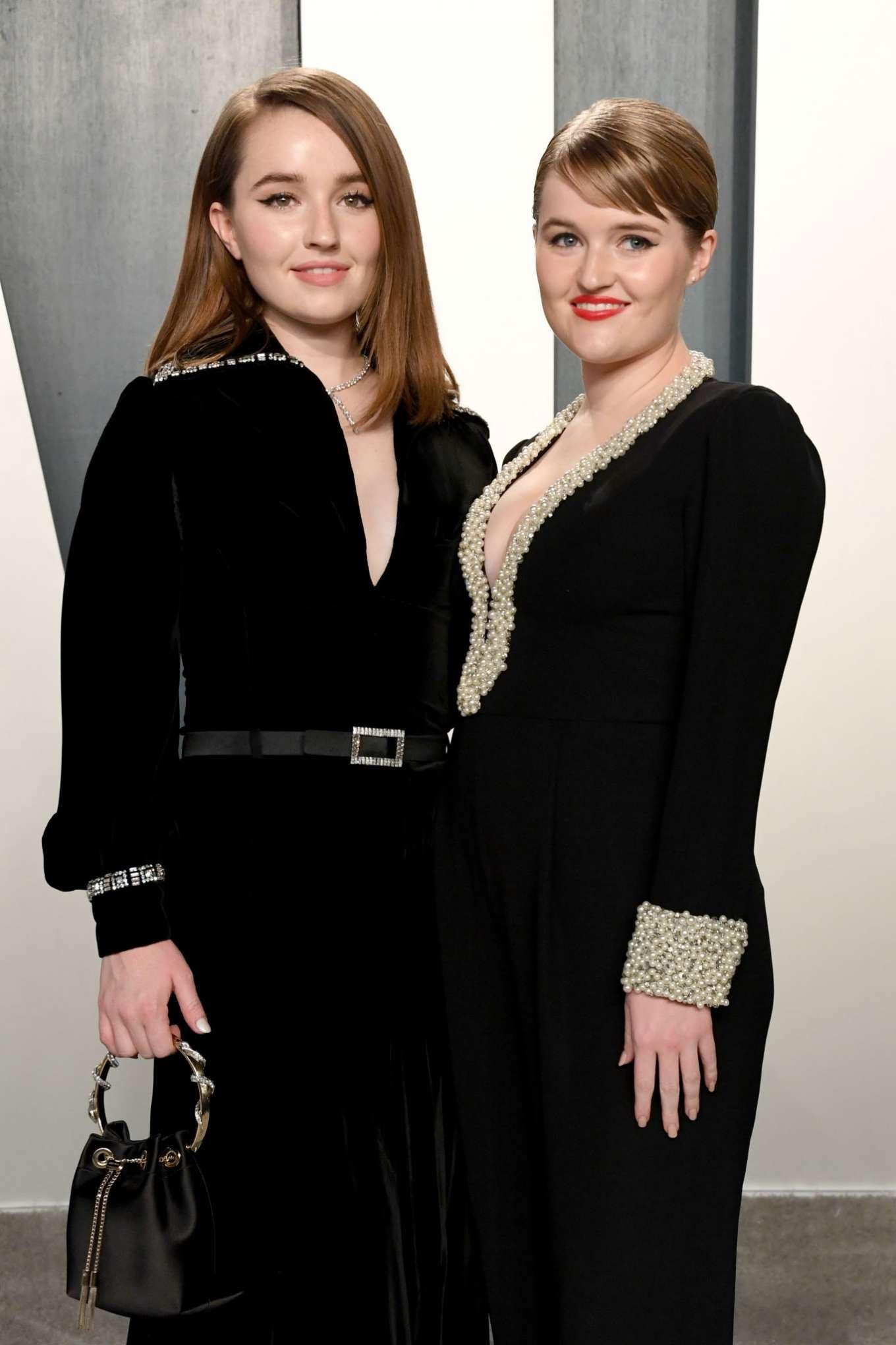 Kaitlyn Dever 2020 : Kaitlyn Dever – 2020 Vanity Fair Oscar Party in Beverly Hills-15