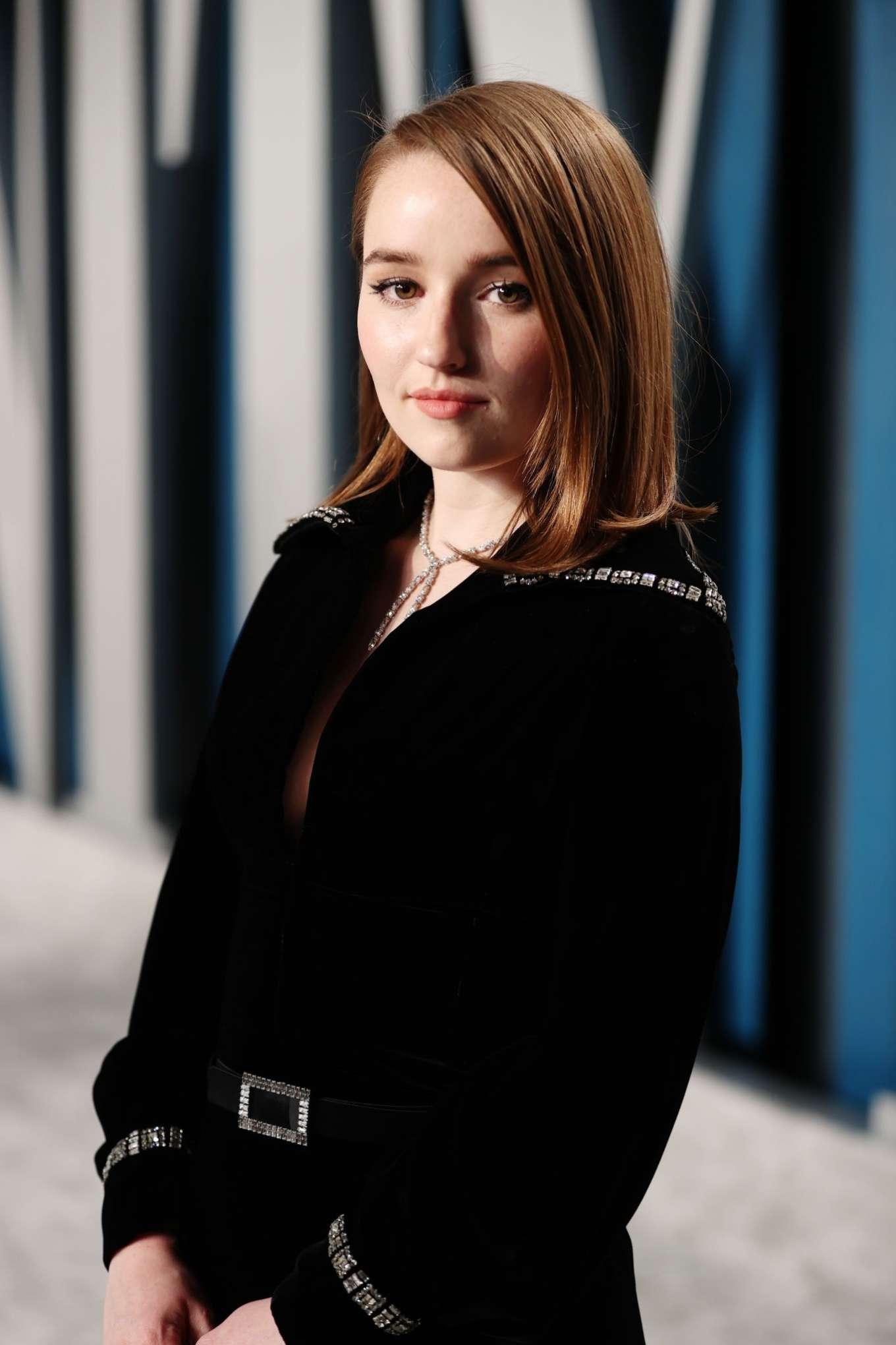 Kaitlyn Dever 2020 : Kaitlyn Dever – 2020 Vanity Fair Oscar Party in Beverly Hills-22