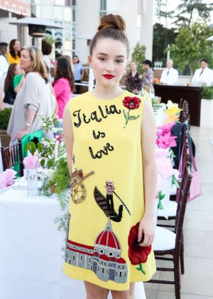 Kaitlyn Dever - A Summer Gathering Hosted by True Botanicals to Benefit Times Up in LA