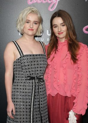 Kaitlyn Dever and Mady Dever - 'Tully' Premiere in Los Angeles