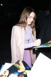 Kaitlyn Dever - Arrives at InStyle and Max Mara Women In Film Celebration in LA