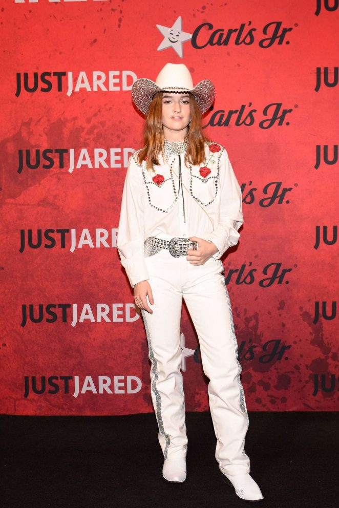 Kaitlyn Dever – Just Jared's 7th Annual Halloween Party in LA