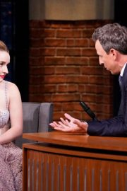 Kaitlyn Dever - On 'Late Night with Seth Meyers' in New York City
