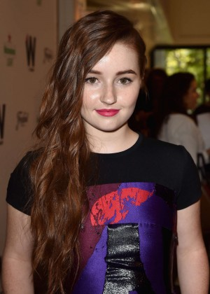 Kaitlyn Dever - TheWrap's 2015 Emmy Party in West Hollywood