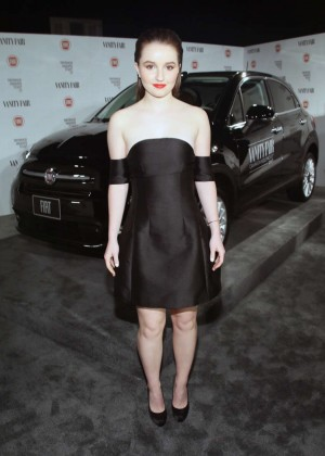 Kaitlyn Dever: Vanity Fair and FIAT Celebration of Young Hollywood 2015 -01