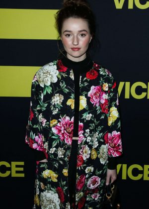 Kaitlyn Dever - 'Vice' Premiere in Beverly Hills