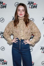 Kaitlyn Dever - Visits BuzzFeed's 'AM To DM' in New York City