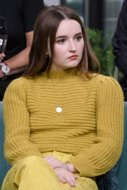 Kaitlyn Dever - Visits the Build Series to discuss 'Unbelieveable' in NYC