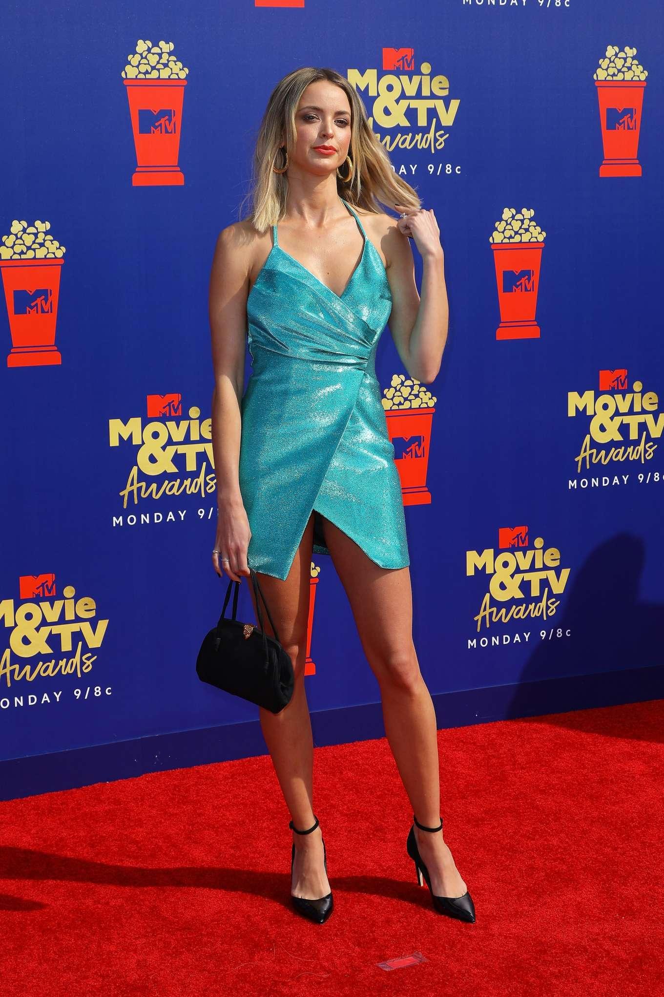 Kaitlynn Carter - 2019 MTV Movie and TV Awards Red Carpet in Santa Monica