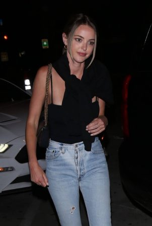Kaitlynn Carter - Arrives at Catch restaurant in West Hollywood