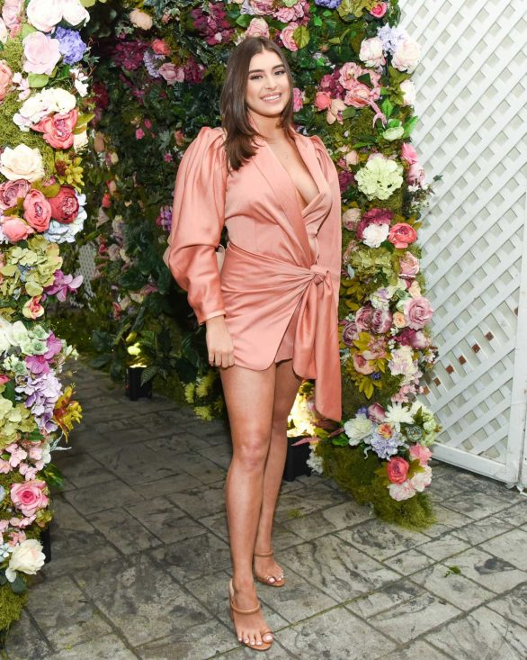 Kalani Hilliker - Betsey Johnson x Loren Gray Prom Collection Garden Party in West Hollywood
