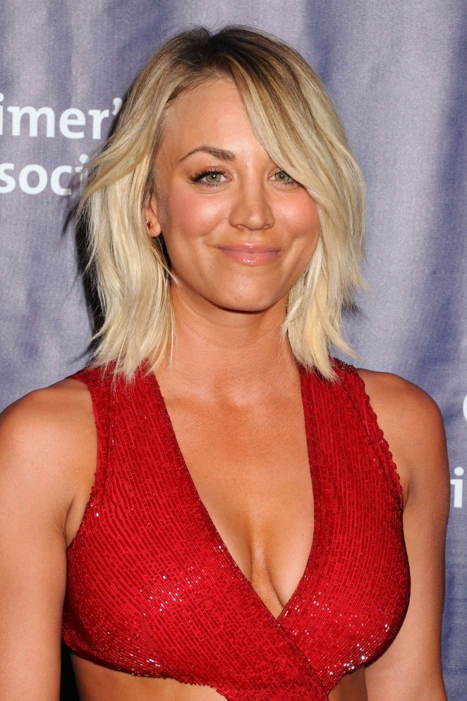Kaley Cuoco - 24th Annual 'A Night At Sardi's' Benefit Gala in Beverly Hills