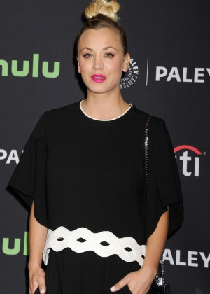 Kaley Cuoco - 33rd Annual PaleyFest 'The Big Bang Theory' in Hollywood