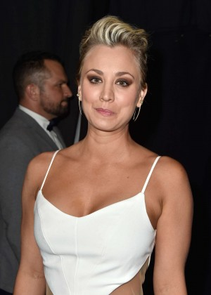 Kaley Cuoco - 41st Annual People's Choice Awards in LA