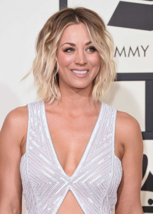 Kaley Cuoco - 2016 GRAMMY Awards in Los Angeles