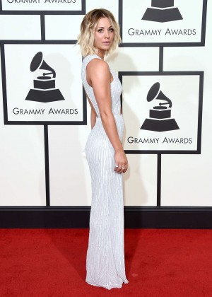 Kaley Cuoco: 2016 GRAMMY Awards -14