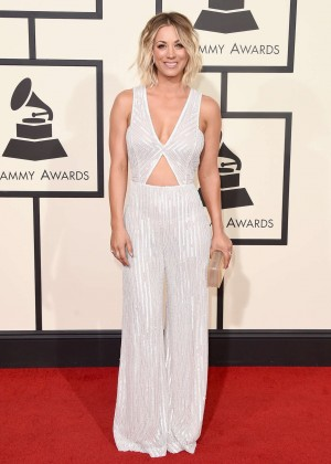 Kaley Cuoco: 2016 GRAMMY Awards -17