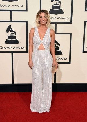 Kaley Cuoco: 2016 GRAMMY Awards -18