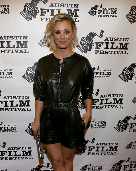 Kaley Cuoco - 'Burning Bodhi' Premiere in in Austin