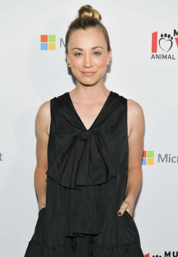 Kaley Cuoco - Much Love Animal Rescue 3rd Annual Spoken Woof Benefit in Culver City