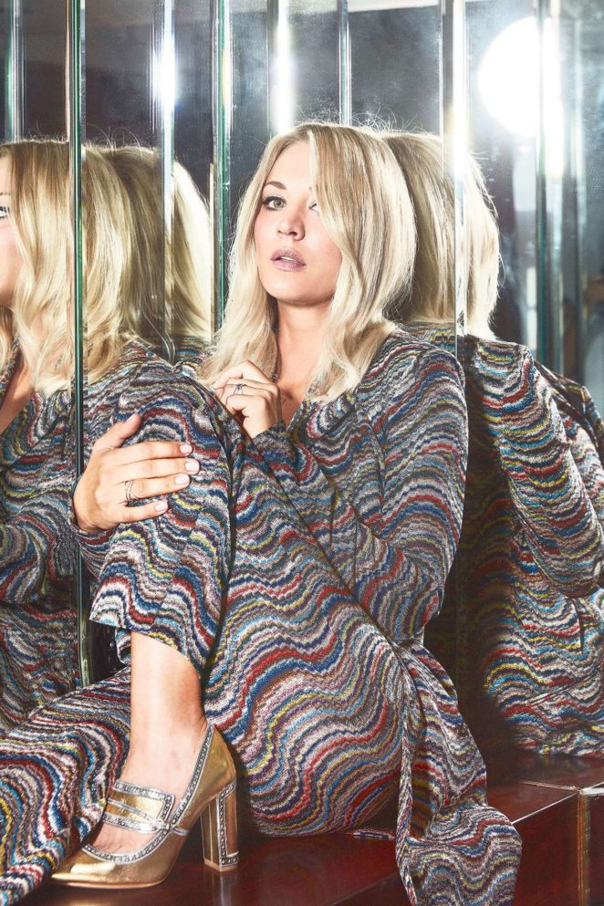 Kaley Cuoco - Photoshoot by John Russo for Alexa Magazine NY Post